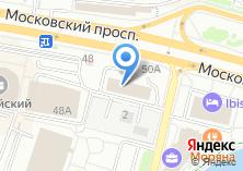 Компания «Служба бухгалтерских услуг» на карте