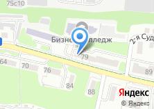 Компания «ГК Гарант» на карте
