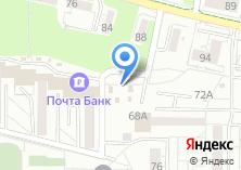 Компания «Магазин кондитерских изделий на Машиностроительной» на карте