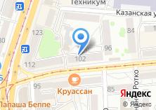 Компания «Пункт почтовой связи №24» на карте