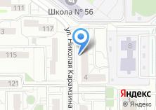 Компания «Николай Карамзин» на карте
