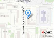Компания «Магазин интерьеров» на карте