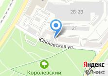 Компания «Главпотолок39» на карте