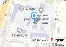 Компания «Учебно-тренажерный центр» на карте