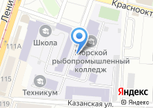 Компания «ПАТРИОТ» на карте