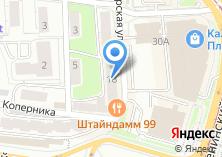 Компания «Янтарная Сorolewa» на карте