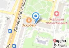 Компания «Лазурит» на карте