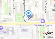 Компания «Булочная на Хмельницкого» на карте