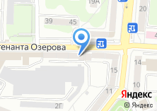 Компания «Аверис» на карте