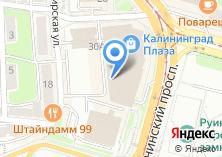 Компания «SP-Group» на карте