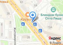 Компания «Drive-cafe» на карте