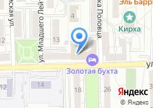 Компания «Севва» на карте