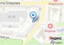 Компания «АдвокатЪ» на карте