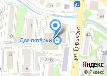 Компания «ОБЩЕСТВО С ОГРАНИЧЕННОЙ ОТВЕТСТВЕННОСТЬЮ ДЖЕММА» на карте