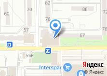 Компания «Диолита» на карте