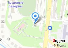 Компания «Международная Рекламная Компания» на карте