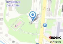 Компания «БАЛТИЙСКИЙ АКАДЕМИЧЕСКИЙ ЦЕНТР» на карте