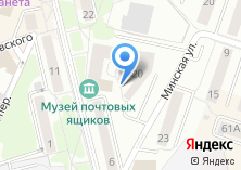 Компания «Калининградская антенна» на карте