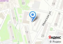 Компания «Берёмушки» на карте