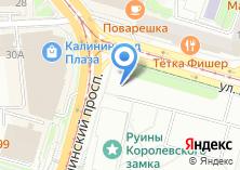 Компания «Калининградская мебельная компания» на карте
