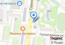 Компания «Юридическое бюро Смирновой Е.В» на карте