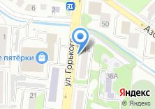 Компания «KAZ Product» на карте