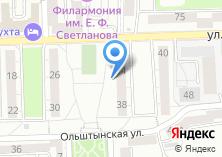 Компания «ВИЯ-А» на карте