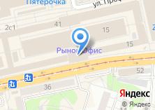 Компания «Рацион» на карте