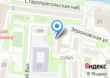 Компания «АРТ мастер» на карте