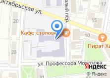 Компания «Калининградский государственный технический университет» на карте