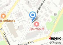 Компания «Спецмонтажпроект» на карте