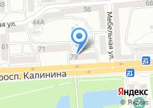Компания «Осипов Агеев и Ко» на карте
