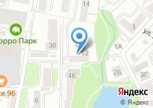 Компания «Краудсорсинг» на карте