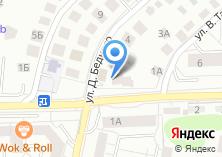 Компания «Балтийские коммуникации» на карте