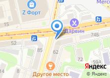 Компания «Мега Сток» на карте