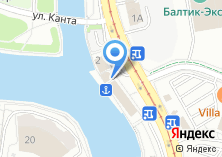 Компания «Калининградский центр сертификации» на карте