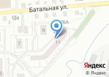 Компания «Студия Перманентного Макияжа Натальи Михеенко» на карте