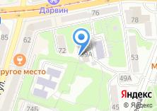 Компания «Юрга» на карте