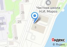 Компания «Строящееся административное здание по ул. Сергеева» на карте