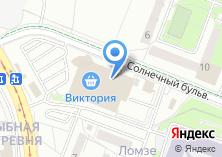 Компания «Айкрафт Оптика» на карте