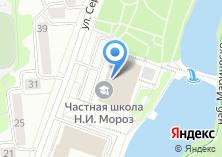 Компания «Федерация спортивной акробатики» на карте