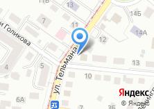 Компания «Мамоновский рыбоконсервный комбинат» на карте