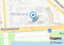 Компания «Скрепка — склад-магазин канцелярских товаров» на карте
