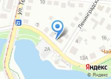 Компания «Обертайх» на карте