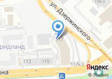 Компания «Грин Мебель» на карте
