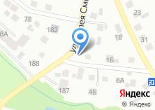 Компания «Ивушка подростковый клуб» на карте