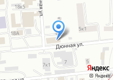 Компания «Отдел судебных приставомосковского района» на карте