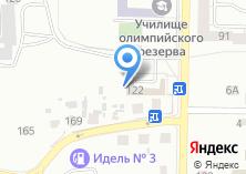 Компания «Мобил» на карте