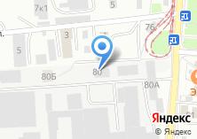 Компания «Калининградский мясокомбинат» на карте