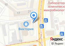 Компания «G8market» на карте